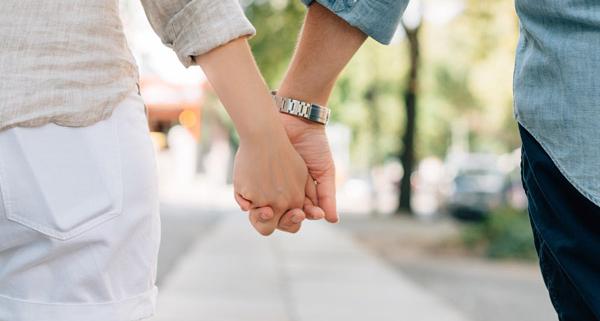 Pulsera para parejas