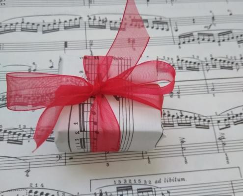 Envolotorio regalo original