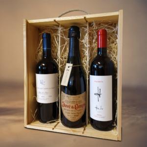 Regalar buen vino